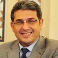 Anwar Kawtharani at EduTECH Middle East