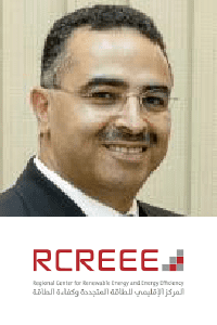 Ahmed Badr at Power & Electricity World Africa