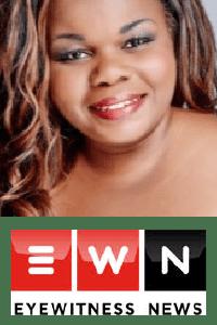 Aurelie Kalenga at Power & Electricity World Africa