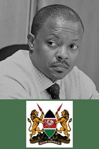 Eric  Mwangi at Power & Electricity World Africa