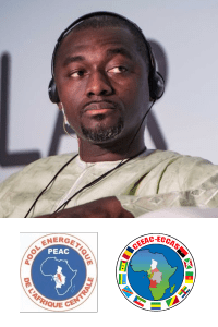 Jacques  Atangana at Power & Electricity World Africa