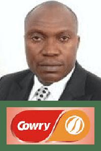 Johnson  Chukwu at Power & Electricity World Africa