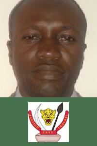 Joseph Kuabi  Bavueza at Power & Electricity World Africa