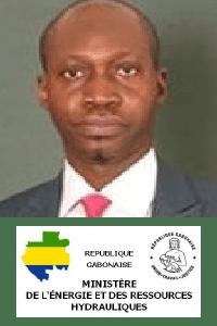 Judicaël Léonce Eugène   Anvane-Obame at Power & Electricity World Africa