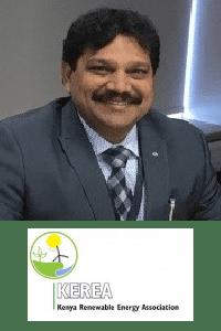 Kamal  Gupta at Power & Electricity World Africa