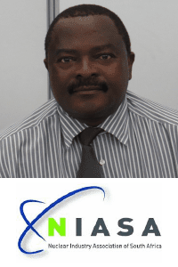 Knox Msebenzi at Power & Electricity World Africa