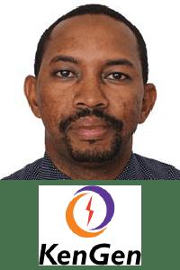 Paul   Wambugu at Power & Electricity World Africa