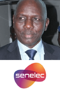 Samba  Dieng  at Power & Electricity World Africa