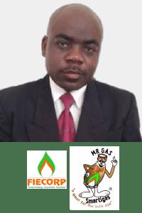 Samson Muumba  at Power & Electricity World Africa
