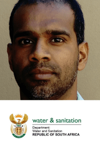 Bashan Govender speaking at The Water Show Africa