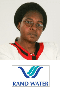 Dr Esper Ncube speaking at The Water Show Africa