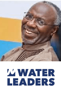 Dr William Muhairwe speaking at The Water Show Africa