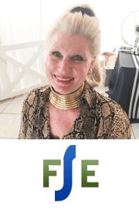 Mariette Liefferink speaking at The Water Show Africa