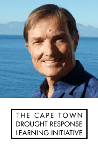 Peter Willis speaking at The Water Show Africa