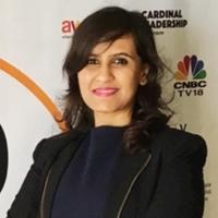 Niyati Goel at Aviation Festival Asia 2020