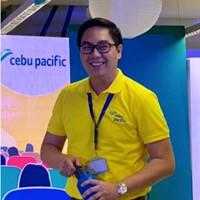 Felix Dan Lopez at Aviation Festival Asia 2020
