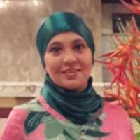 Fazeena Fakir at Aviation Festival Asia 2020