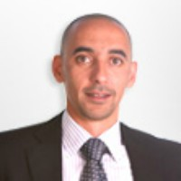 Ashraf Helal at The Customer Show Middle East