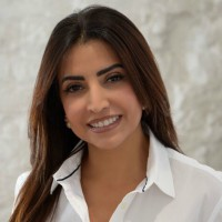 Manar Al Moneef at The Customer Show Middle East