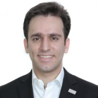 Ali Reza Sadeghian at Payments Iran 2016