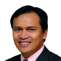 Francispito P. Quevedo, Senior Vice President and COO, CIS Bayad Center, Inc.
