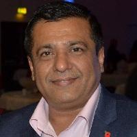 Pradeep Bhardwaj at Carriers World 2016