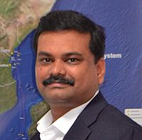 Arunachalam Kandasamy at Telecoms World Middle East 2016