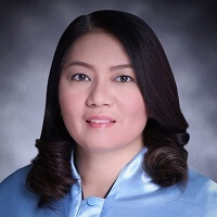 Professor Anna Cherylle Ramos at EduTECH Philippines 2017