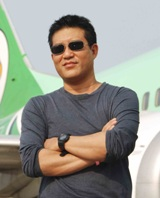 Patee Sarasin, Chief Executive Officer, Nok Air