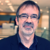 Andy Hutt at Digital Education Show UK 2015