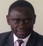 Mr James Baanabe Isingoma at Power & Electricity World Africa 2015