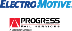 Progress Rail/ Electro Motive Diesel at Middle East Rail 2017