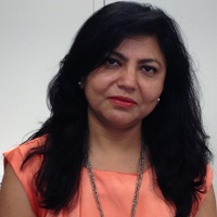 Indrani De at The Trading Show Chicago 2015