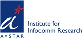 Institute for Infocomm Research (I²R) at The Cyber Security Show Asia 2015