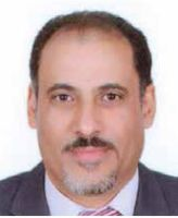 Mr Hassan Abourgheba at The MENA Mining Show 2015
