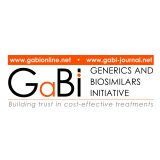 GaBI Journal - Generics and Biosimilars Initiative Journal at World Biosimilar Congress USA 2017