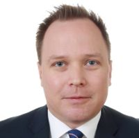 Mr Anders Kron at Middle East Rail 2015