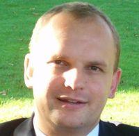 Marek Suchocki at Middle East Rail 2015