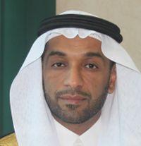 Mr Khalid Al Jumaid at Middle East Rail 2015