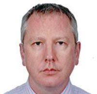 Mr John Raymond Thomas at Middle East Rail 2015