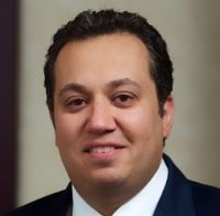 Mr Amir Sabry at Middle East Rail 2015
