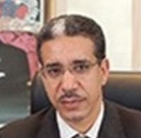 HE Aziz Rabbah at Middle East Rail 2016