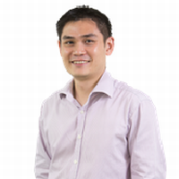 Chris Chung at The Commercial UAV Show Asia 2016