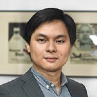 John Bailon at Cards & Payments Philippines 2015
