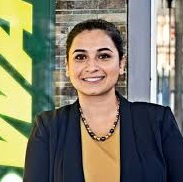 Manaaz Akhtar at Europe's Customer Festival