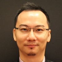 Dr Adam Chee at The Cyber Security Show Asia 2015