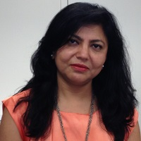Indrani De at The Trading Show New York 2015