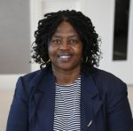 Ms Boni Dibate at Aviation Festival Africa 2015