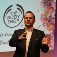 Sam Thomson at Europe's Customer Festival