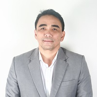 Benjie Fernandez at Cards & Payments Philippines 2015